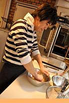 素材を活かすための加工方法 オーブンで焼き上げる イメージ画像